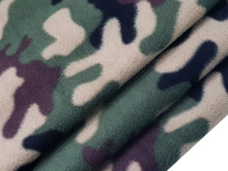 Fleece army - 250 g